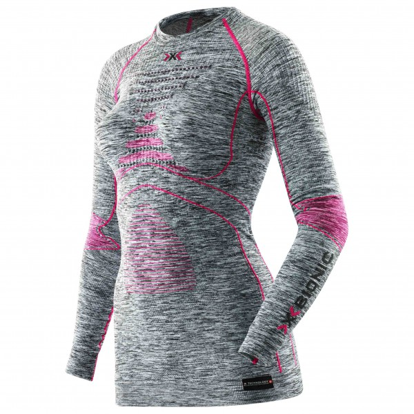 X-Bionic - Lady Accumulator Evo Shirt L/S Round Neck - Tekok