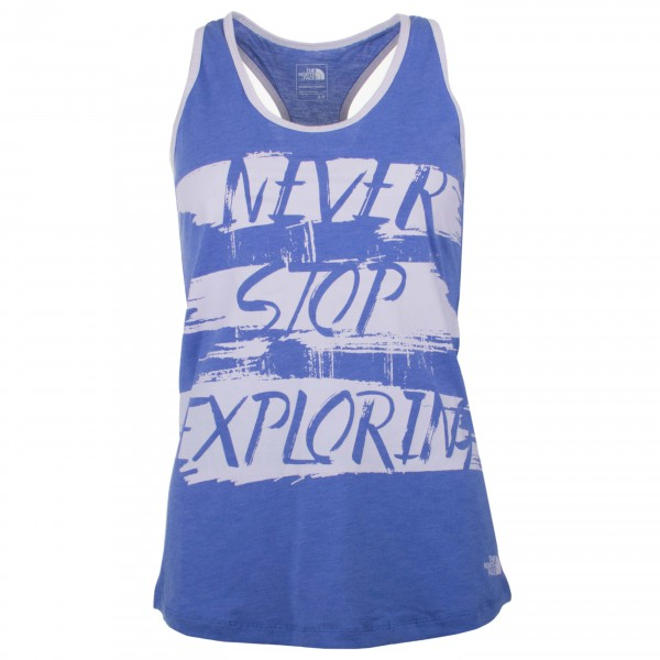The North Face - Women's Graphic Play Hard Tank