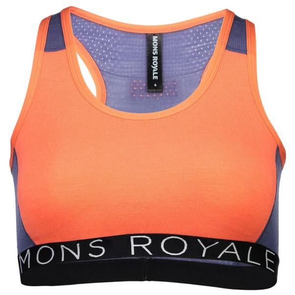 Mons Royale - Women's Sierra Sports Bra - Sport-BH