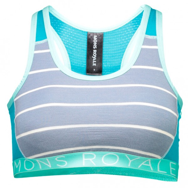 Mons Royale - Women's Sierra Sports Bra - Sports-bh