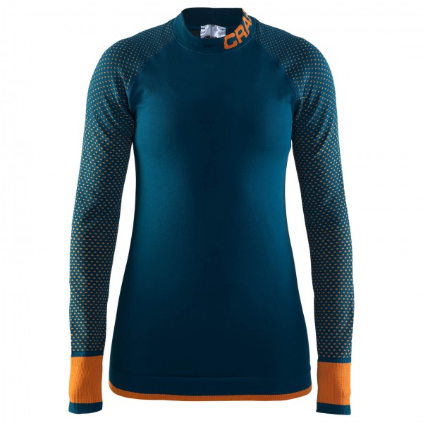 Craft - Women's Warm Intensity CN L/S - Synthetic base layer