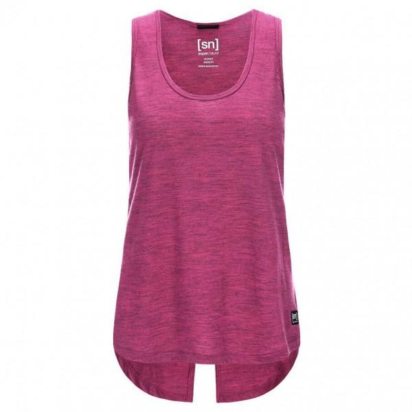 SuperNatural - Women's Motion Loose Tank - Yoga vest
