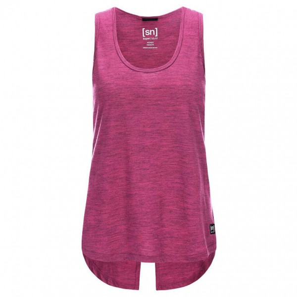 SuperNatural - Women's Motion Loose Tank - Yogatank