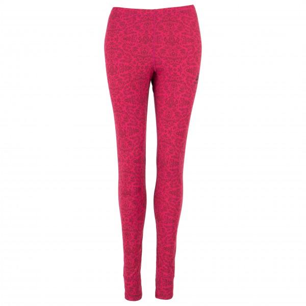Odlo - Women's Pants God Jul Print - Syntetisk undertøj