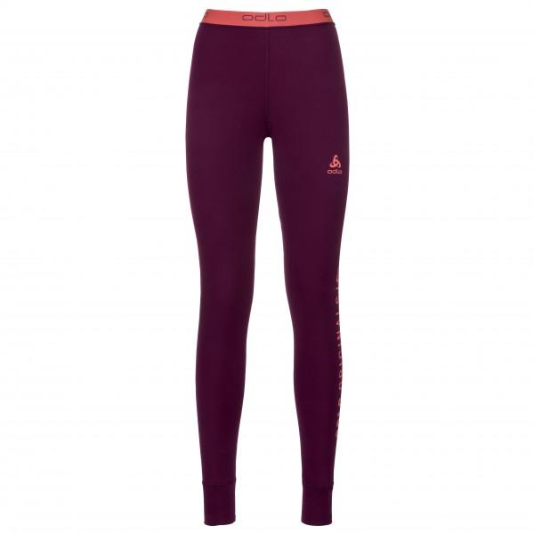 Odlo - Women's Pants Warm Revelstoke - Syntetisk undertøy