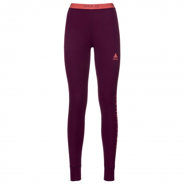 Odlo - Women's Pants Warm Revelstoke - Synthetic base layer