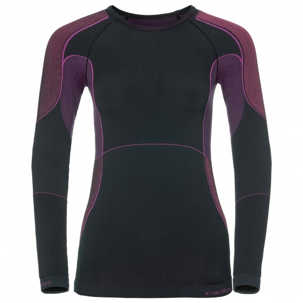 Odlo - Women's Shirt L/S Crew Neck Evolution X-Warm