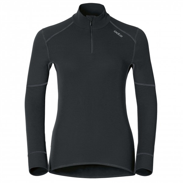 Odlo - Women's Shirt L/S Turtle Neck 1/2 Zip X-Warm