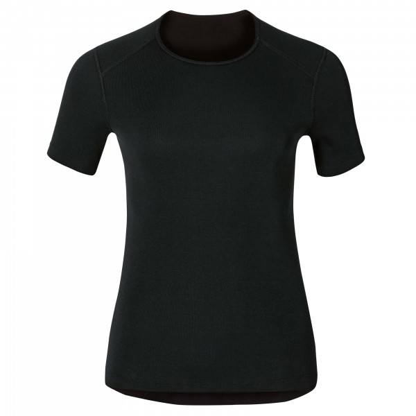 Odlo - Women's Shirt S/S Crew Neck Warm - Kunstfaserunterwäsche