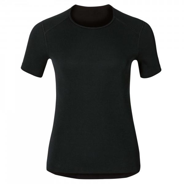Odlo - Women's Shirt S/S Crew Neck Warm - Synthetic base layer