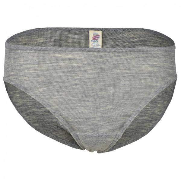 buy online d77a9 6112b Engel - Damen Bikini Slip - Underwear - Hellgrau Melange   34 / 36 (EU)