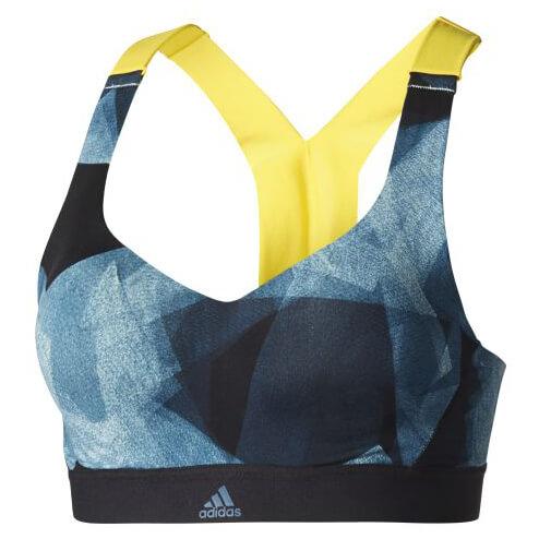adidas - Women's CMMTTD Chill Bra AOP - Sports bra