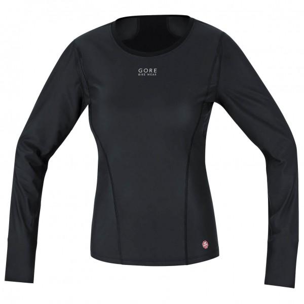 GORE Bike Wear - Base Layer Windstopper Lady Shirt Long - Cykelundertrøje