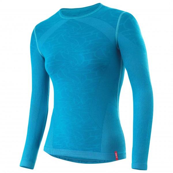 Löffler - Women's Shirt Transtex Warm Seamless L/S - Ropa interior fibra sintética