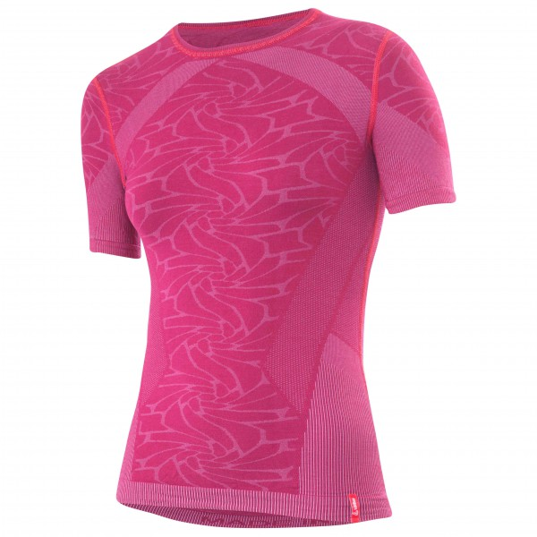 Löffler - Women's Shirt Transtex Warm Seamless S/S - Syntetisk undertøj
