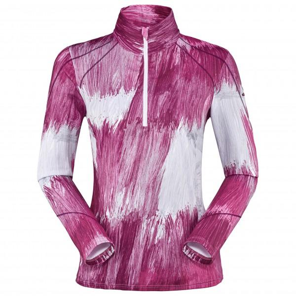 Eider - Lady's Montana 1/2 Zip Print - Sous-vêtement synthétique