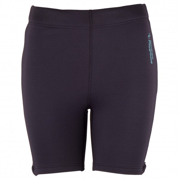 Northern Playground - Women's Zipshorts Padded - Synthetic base layer
