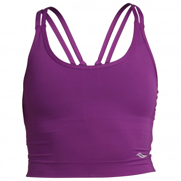 Saucony - Women's Impulse Crop Top - Top
