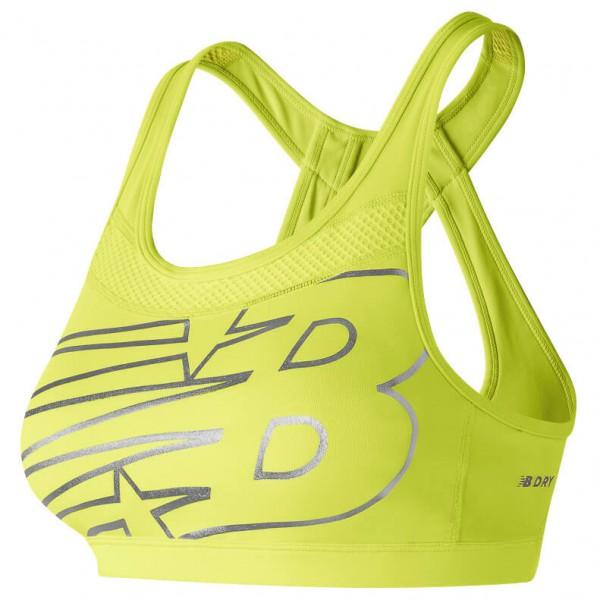New Balance - Women's Metro Run Crop Pulse Bra - Sports bra