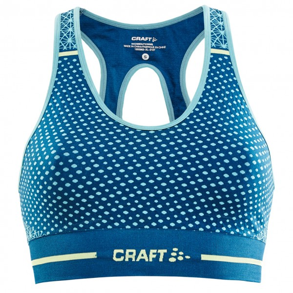 Craft - Women's Core Block Top - Sujetador deportivo