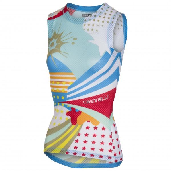 Castelli - Women's Pro Mesh Sleeveless - Fietsshirts
