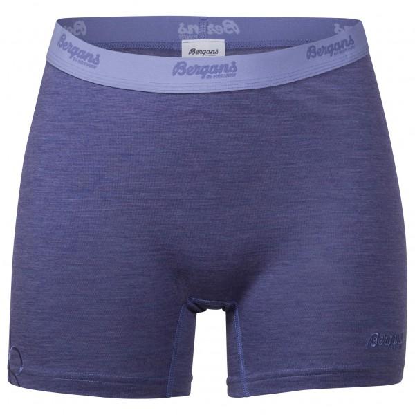 Bergans - Women's Cecilie Wool Boxer - Kort underbukse