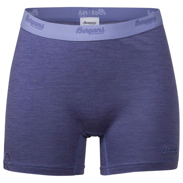 Bergans - Women's Cecilie Wool Boxer - Lyhyet alushousut