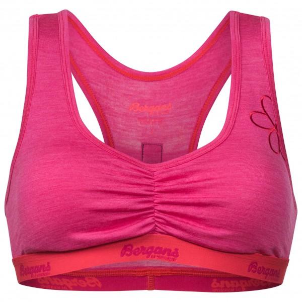 Bergans - Women's Cecilie Wool Top - Sports bra