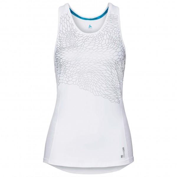 Odlo - Women's Crew Neck Singlet Ceramicool Pro - T-skjorte