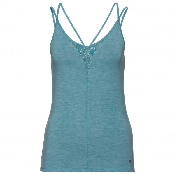 Odlo - Women's Crew Neck Singlet Natural + X-Light - Zijden ondergoed