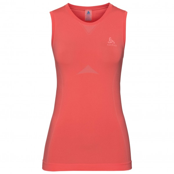 Odlo - Women's Crew Neck Singlet Performance Light - Underkläder syntet
