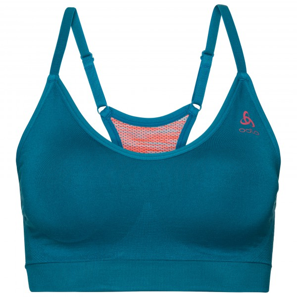 Odlo - Women's Sports Bra Padded Seamless Soft - Urheilurintaliivi