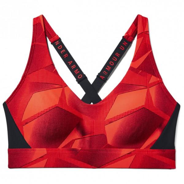 Under Armour - Women's UA Vanish Mid All Over Print - Sports bra