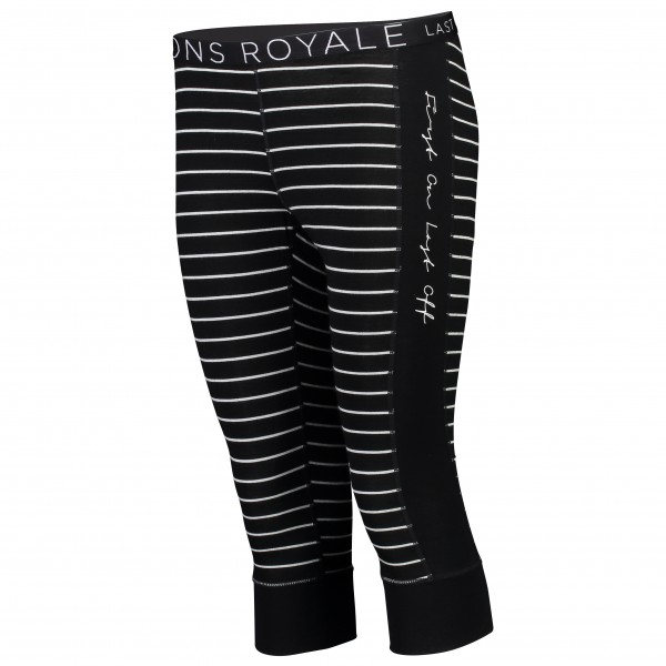 Mons Royale - Women's Alagna 3/4 Legging - Leggings