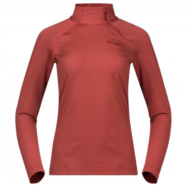 Bergans - Women's Stranda Half Zip - Underkläder syntet