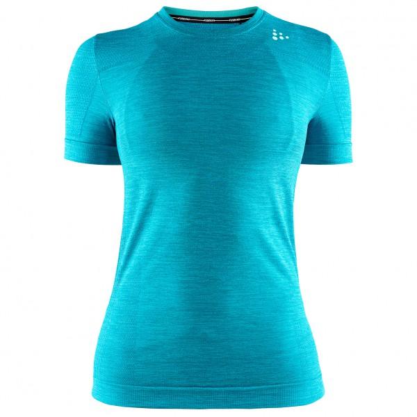 Craft - Women's Fuseknit Comfort RN S/S - Syntetisk undertøj