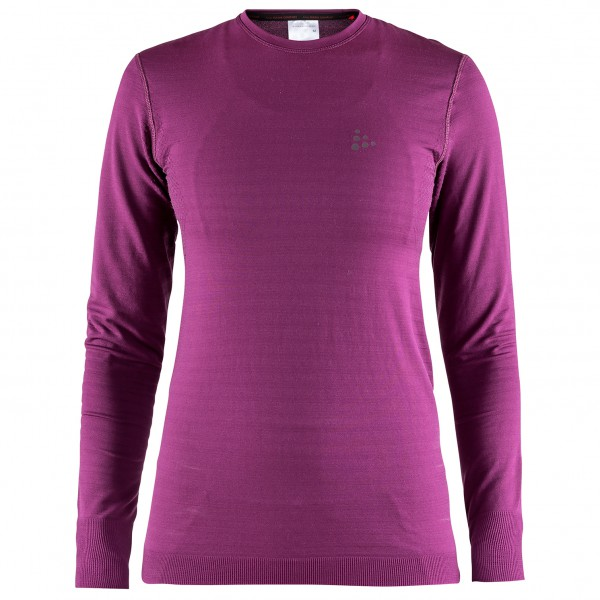 Craft - Women's Warm Comfort L/S - Synthetic base layer