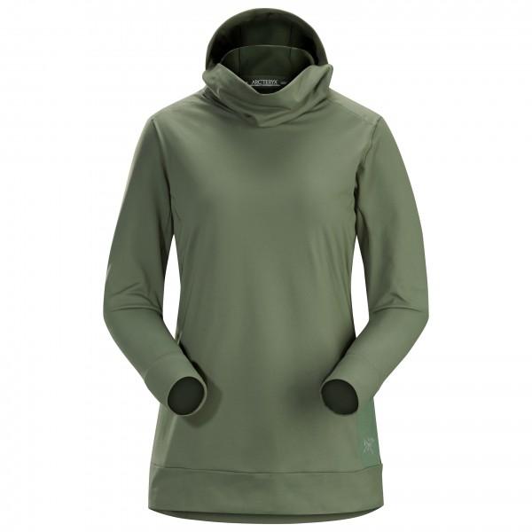 Arc'teryx - Women's Vertices Hoody - Underkläder syntet