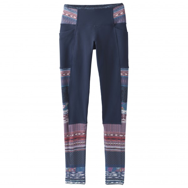 Prana - Women's Blue Highway Legging - Leggings