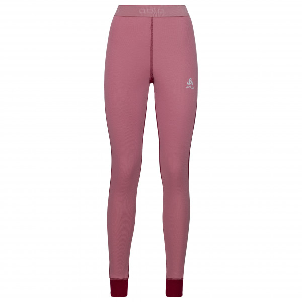 Odlo - Women's Suw Bottom Pant Active Revelstoke Warm - Syntetisk undertøj