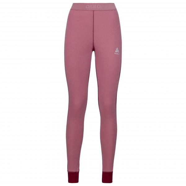 Odlo - Women's Suw Bottom Pant Active Revelstoke Warm - Tekokuitualusvaatteet