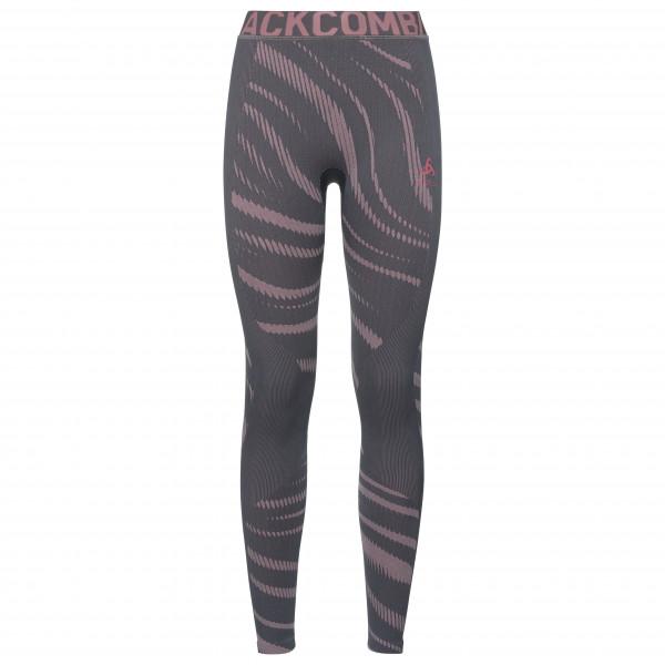 Odlo - Women's Suw Bottom Pant Performance Blackcomb