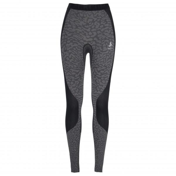 Odlo - Women's Suw Bottom Pant Performance Blackcomb - Synthetisch ondergoed
