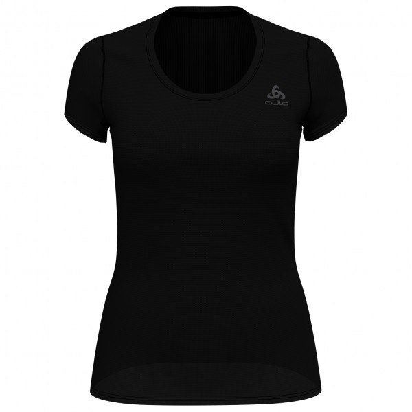Odlo - Women's SUW Top Crew Neck S/S Active F-Dry Light - Synthetic base layer