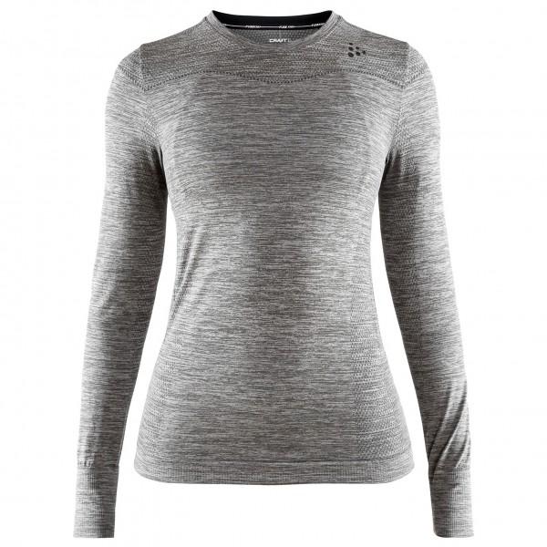 Craft - Women's Fuseknit Comfort RN L/S - Syntetisk undertøj