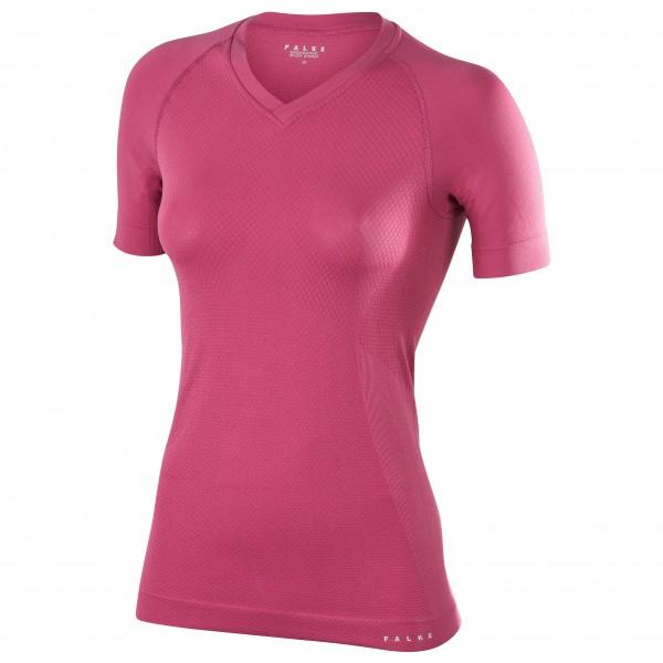 Falke - Women's C Shortsleeved Shirt - Synthetic base layer