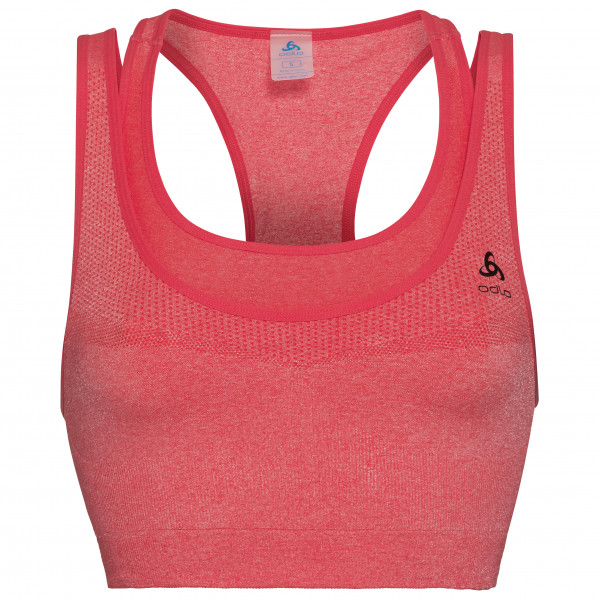 Odlo - Women's Sports Bra Ceramicool Seamless Medium - Sportbeha