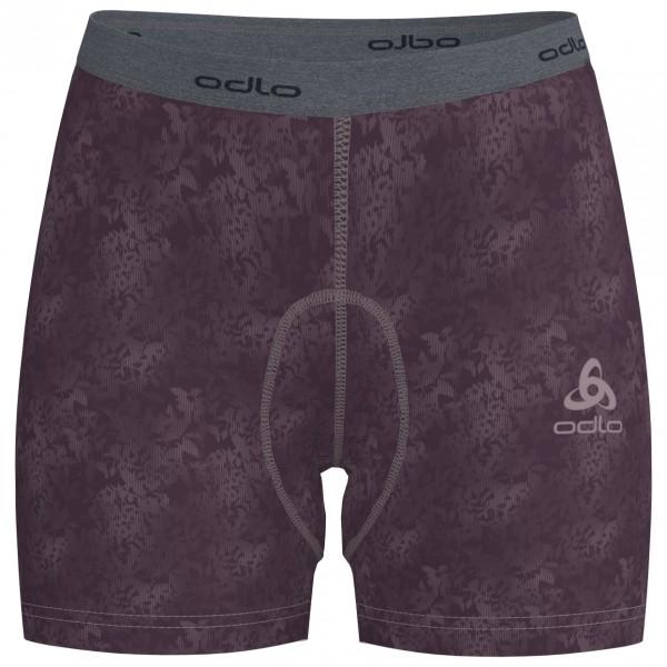 Odlo - Women's SUW Bottom Short Summer Splash - Fietsonderbroek