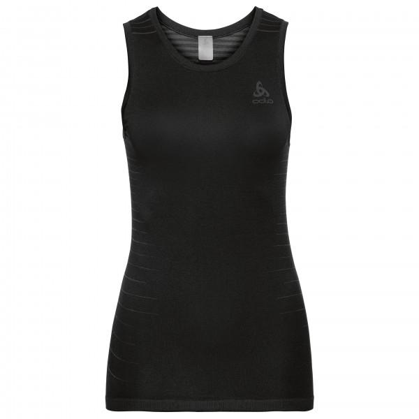 Odlo - Women's SUW Top Crew Neck Singlet Performance Ligh - Syntetisk undertøj