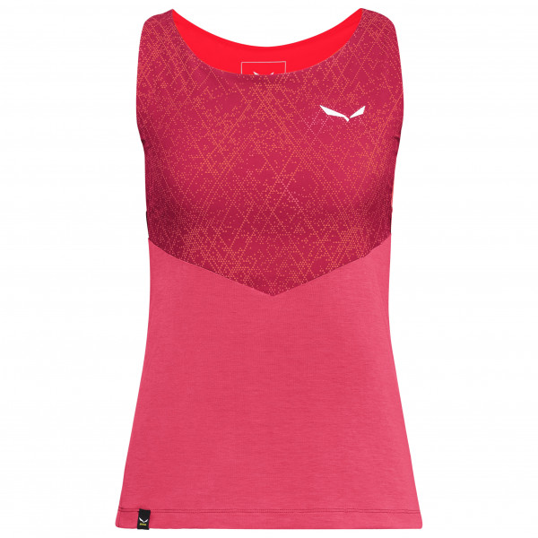 Salewa - Women's Agner Hybrid Durastretch Tank + Innerbra - Top